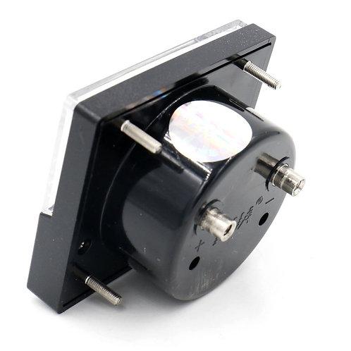 Voltmètre DH-670 DC 0-500V Rectangulaire Classe 2.5 Analogique Panneau Volt Volt