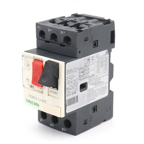 Protecteur de disjoncteur G2VME 1.6-2.5A 690V 3P montage sur rail DIN