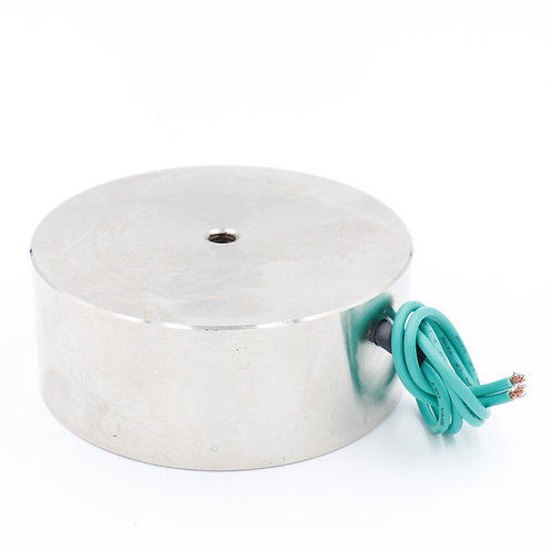 Heschen Elettromagnete Solenoide P 100X40 264.5LB / 120kg Magnete di sollevament