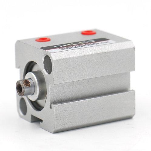 Heschen Compact Thin Luft Zylinder SDA 16X20 16mm Bohrung 20mm Hub M5 Port