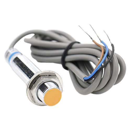 Heschen inductive proximity sensor switch LJ12A3-2-Z/BY detector 2 mm 6-36 VDC 3