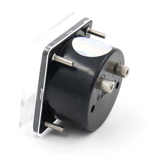 Heschen Voltmeter DH-50 Compteur de panneau de tension de forme carrée AC 0-300V