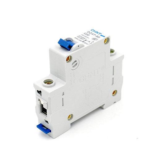 Heschen Mini Disjoncteur DZ47-60 C20 AC 230-400V 6000A
