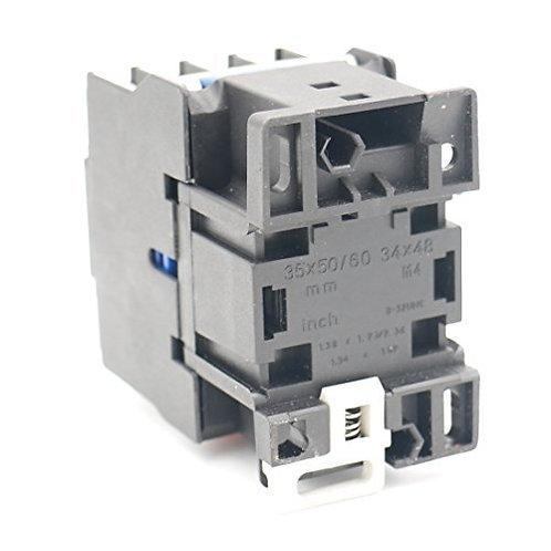 Contattore AC Heschen CJX2-1201 24 V 50/60 HZ 3 poli normalmente chiuso