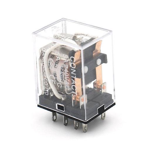 Relais à usage général MY2 DC 12V Coil 8 pin terminal 28VDC