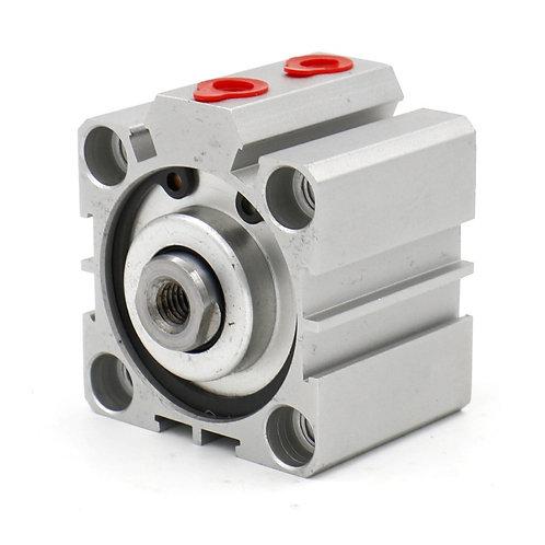 Heschen Compact Cylindre à air mince SDA 40x10 40mm alésage 10mm course PT1 / 8