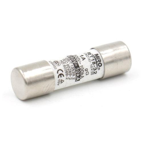 Fusible Link RT18-32 Tube Céramique Céramique 10x38mm 500V 1A CE TüV listé Pack