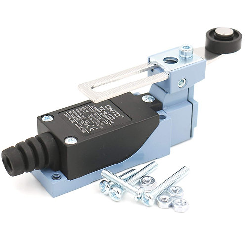 heschen cntd Limit Schalter tz-8108 verstellbar Roller Lever 10 A 250 VAC SPDT M