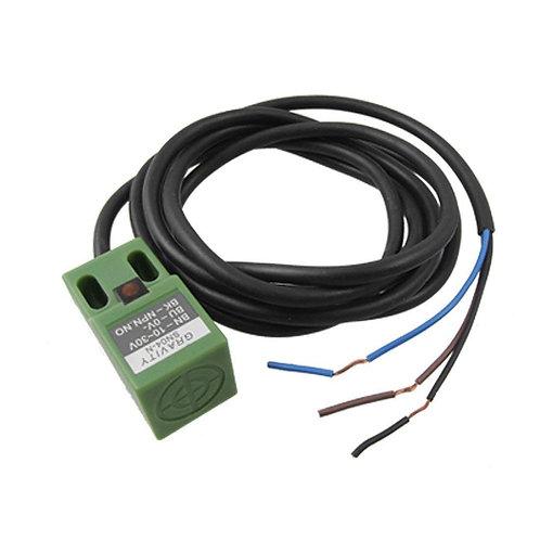 Heschen Approach Sensor Proximity Switch SN04-N DC 10-30V NPN 3-wire 4mm