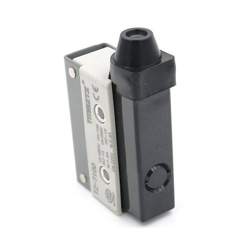 Interrupteur de fin de course TZ-7100 Actionneur à poussoir court poussoir momen