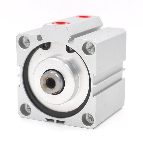 Cilindro de aire fino compacto Heschen SDA 63x20 63mm Bore 20mm Stroke PT1 / 4 p