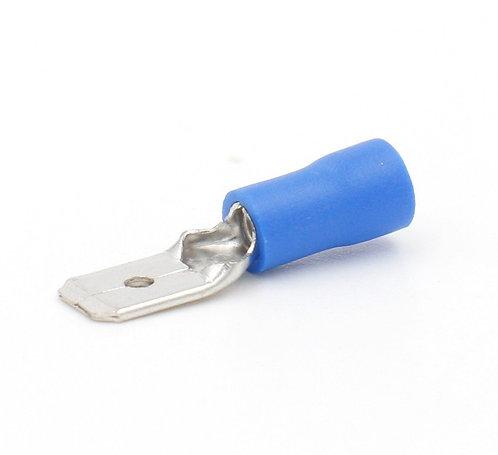 sgancio rapido Connettore Spade Terminale elettrico a crimpare da 6,3 mm Confezi