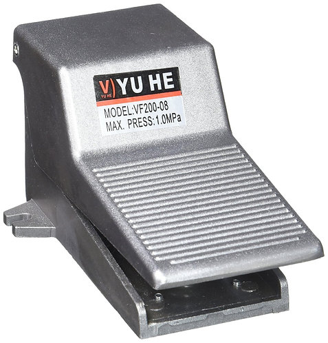 Heschen FV-320 Fußdruckregelung 12 mm Gewinde Luftpneumatisches Pedal