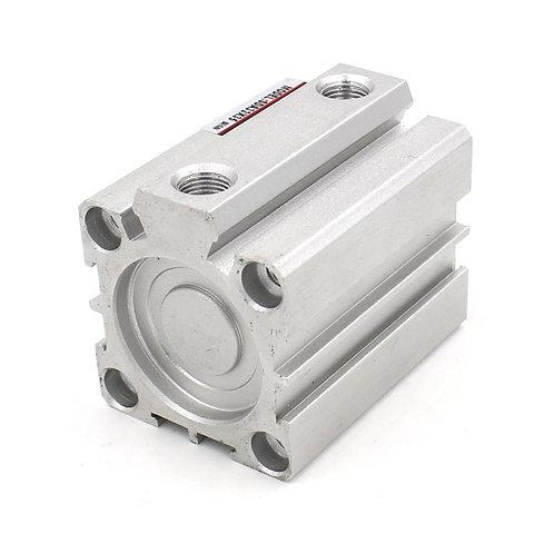 Heschen Compact Thin Air Cylinder SDA 32x50 32mm Bore 50mm Stroke PT1/8 port