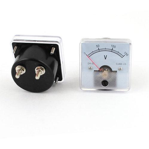 Heschen Voltmeter DH-50 Quadratspannungsmessgerät DC 0-150V