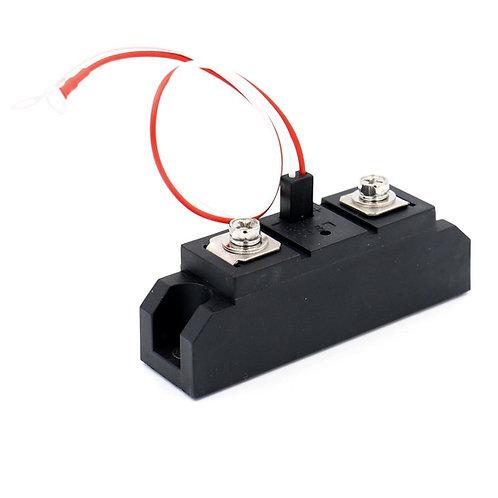 Relé de estado sólido Heschen H3150ZF 3-32VDC 380VAC 150A DC a CA con LED Indica