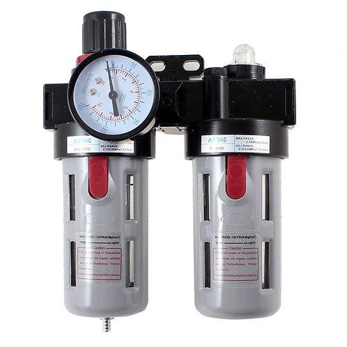 Combinación de lubricante para regulador de filtro BFC-4000 de Heschen Air Sourc