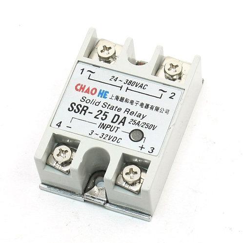 Heschen monophasé à courant alternatif de contrôle de relais à courant alternati