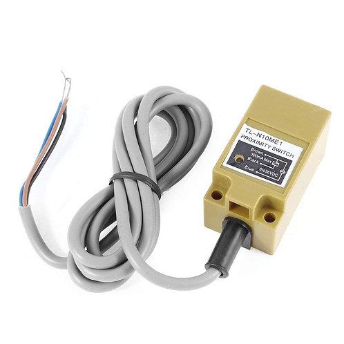 Heschen Commutateur de détection de capteur de proximité TL-N10ME1 DC6-36V NPN N