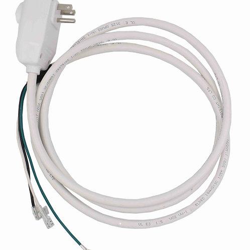 Baomain LCDI Air Conditioner Power Cord GFCI plug 120 VAC 15 Amp 1800W UL listed
