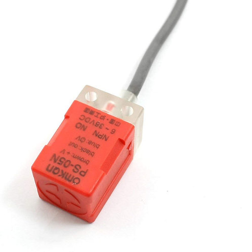Heschen Annäherungssensor Induktiver Näherungsschalter PS-05N 6-36VDC NPN NO 5mm