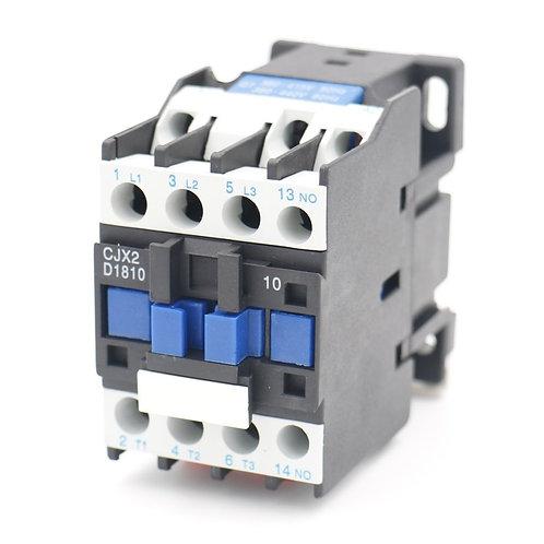 Baomain CJX2-1810 Coil 110V 50Hz 3 Phase 1NO Motor Controller AC Contactor 69