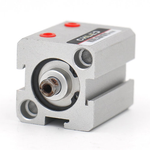Cilindro de aire fino compacto Heschen SDA 16X10 16 mm Diámetro 10 mm Carrera pu