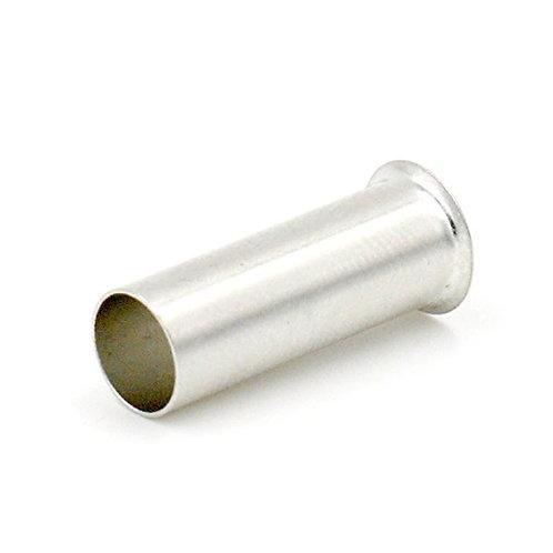 Heschen Draht Kupfer Crimp nicht isoliert Ferrule Pin Cord Endklemme 100pcs