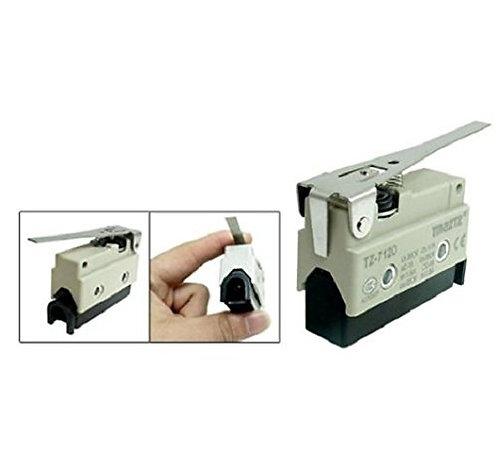 TZ-7120 Lange Scharnierhebel Momentary Type SPDT AC DC Micro Endschalter