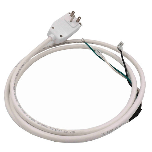 Baomain LCDI Air Conditioner Power Cord GFCI Plug 240 VAC 10 Amp 2400W UL Listed