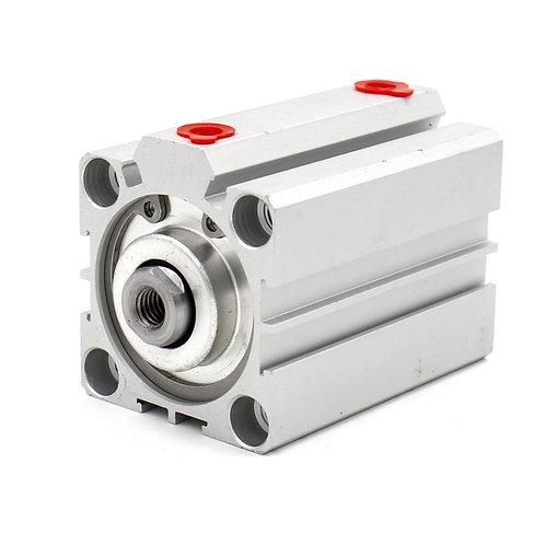 Cilindro pneumatico compatto Heschen SDA 40x40 40mm Alesaggio 40mm Corsa PT1 / 8