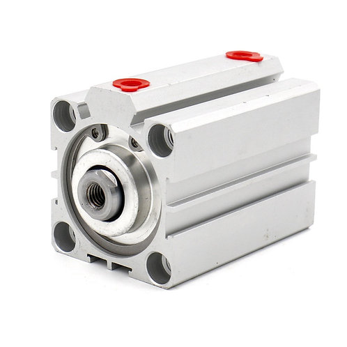 Baomain Compact Thin Air Cylinder SDA 40x40 40mm Bore 40mm Stroke PT1/8 port