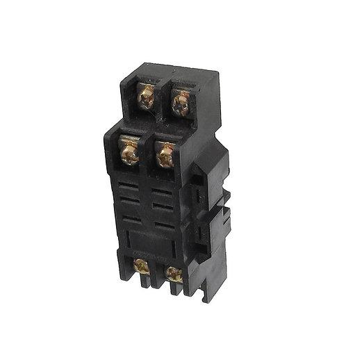 Heschen Relay Base Socket PTF-08.5A 10A 250VAC 8 Broches Puissance pour JQX-13F