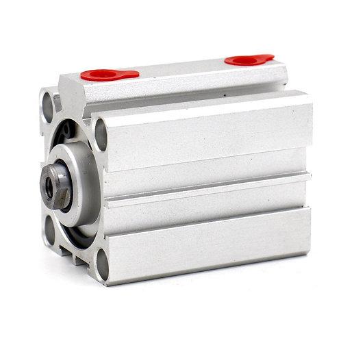 Cilindro pneumatico compatto Heschen SDA 32x35 32mm Alesaggio 35mm Corsa PT1 / 8