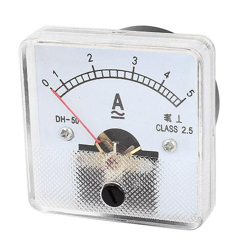 Medición del rango actual: DC AC 0-5A Precisión: Clase 2.5 Altura total (no incl