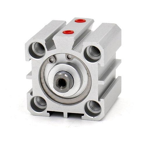 Heschen Compact Cylindre à air mince SDA 25X10 25mm alésage 10mm course M5 port