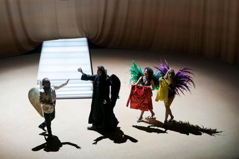 Myrtale in Massenet's Thaïs  © Werner Kmetitsch