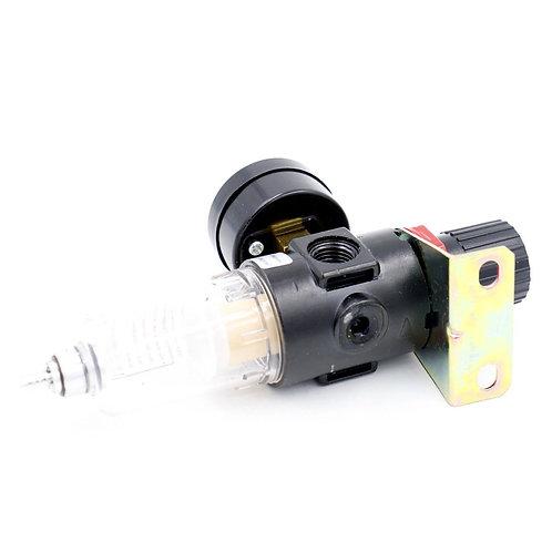 """Heschen Pneumatic Filter Regulator AFR-2000 1/8 """"Unité de traitement de l'air av"""