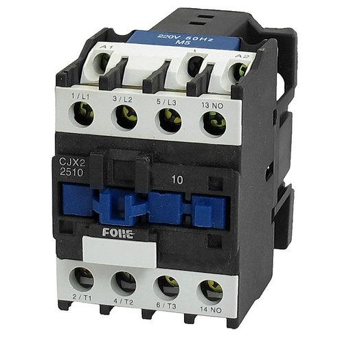 Heschen AC Schütz CJX2-2510 3 Pole NO N / O 660 V 15KW 220 V Spule Motor Control