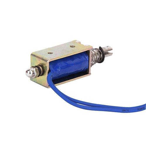 Heschen Magnet Elektromagnet JF-0530B DC 12V 300mA 10mm 5N PushPull