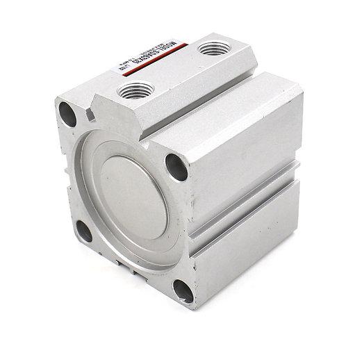 Heschen Compact Cylindre à air mince SDA 63x35 63mm alésage 35mm course PT1 / 4