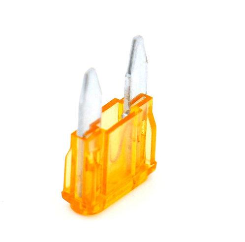 Fuse ATM-5 5A Fast Acting Sicherung für KFZ SUV LKW Orange 25 Pack