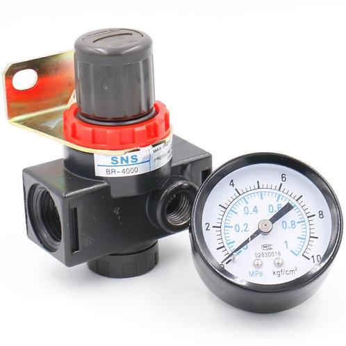 Regolatore pneumatico Heschen BR 4000 Trattamento aria a gas compressore