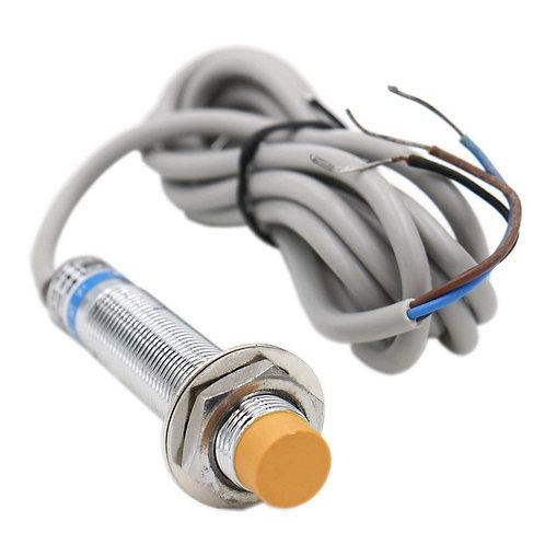 Interruptor sensor de proximidad inductivo Heschen Detector LJ12A3-4-Z / BX 4 mm