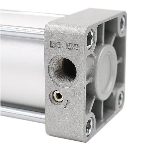 Cylindre pneumatique pneumatique Heschen SC 63 X 125 PT3 / 8 tige de piston viss