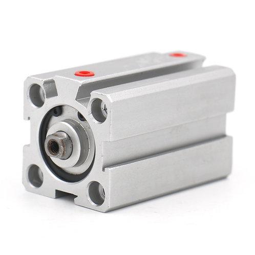 Heschen Compact Thin Air Cylinder SDA 20X30 20mm Bore 30mm Stroke M5 port