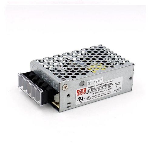 Heschen Meanwell power supply NES-15-5 5V 15W 3A