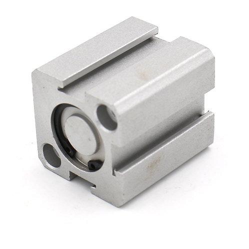 Heschen Compact Thin Luft Zylinder SDA 16X15 16mm Bohrung 15mm Hub M5 Port