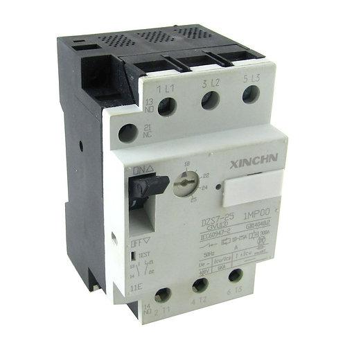 Heschen Motor Starter Disyuntor Protector DZS7-25 3VU13 18-25A