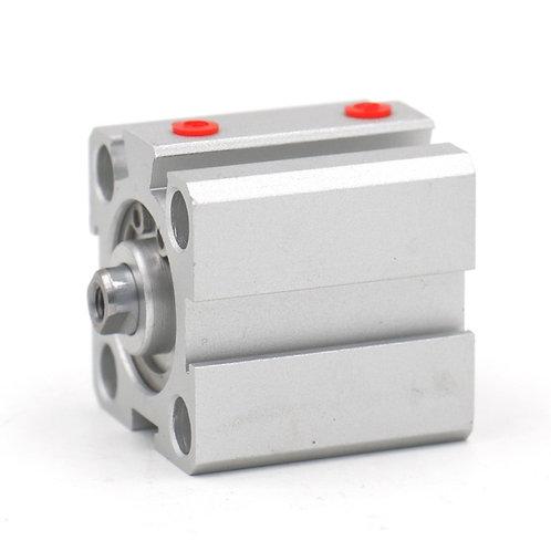 Heschen Compact Thin Luft Zylinder SDA 20X20 20mm Bohrung 20mm Hub M5 Port